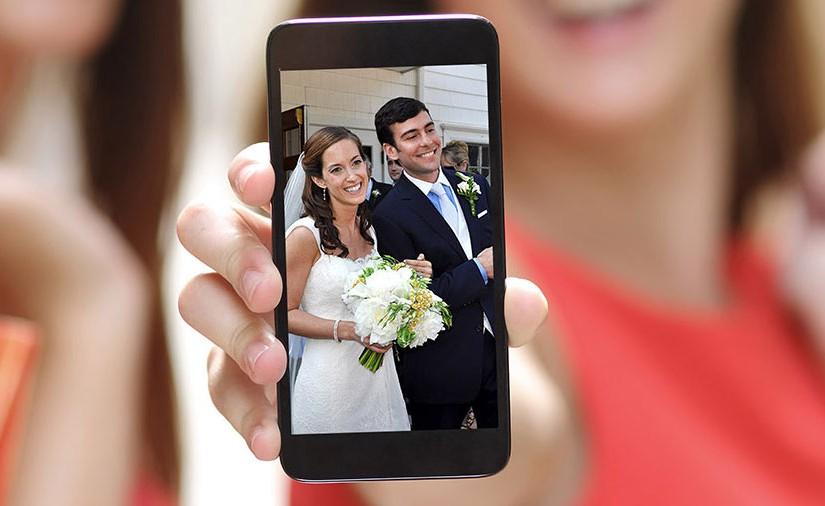 Fotografering på bröllop – vett och etikett