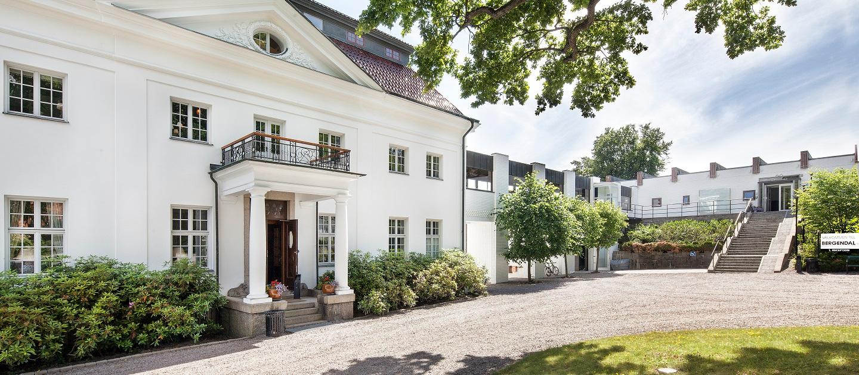 Bergendals herrgård vid EdsvikenSollentuna