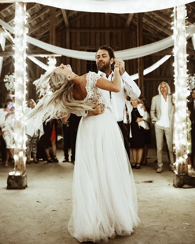 Minna Yr årets bröllopsfoto