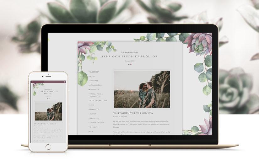 Ny design – Floral Artichoke