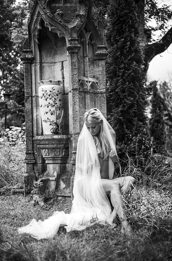 Vinst i Childhoodtävling på Bröllopsmässan - Budoirfotografering
