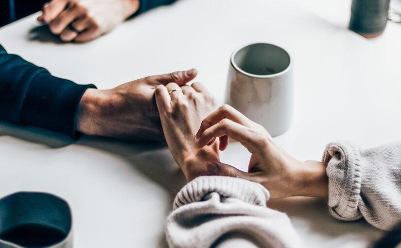Kärlekens fem språk – tid tillsammans